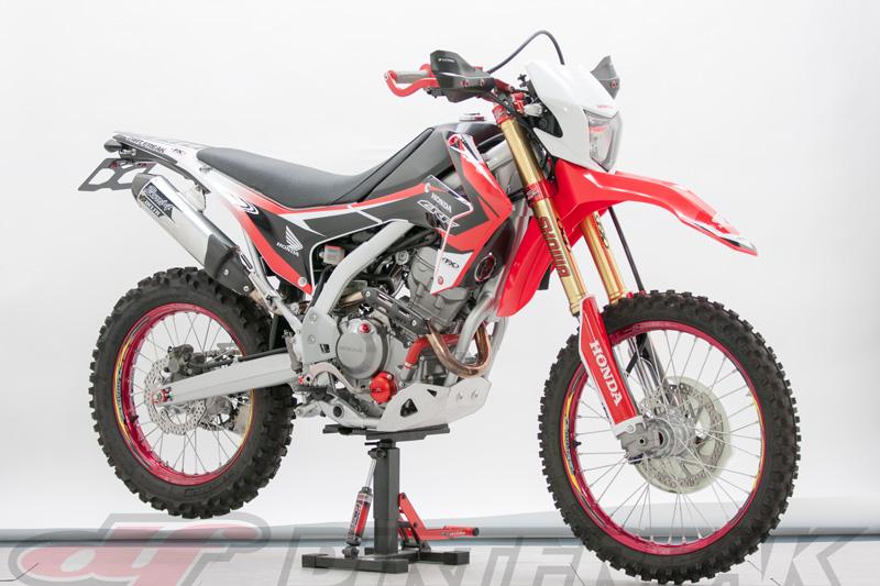 LA MOTO¡¡ Esto es lo que busco¡¡M1NSK TRX 300i Pz01