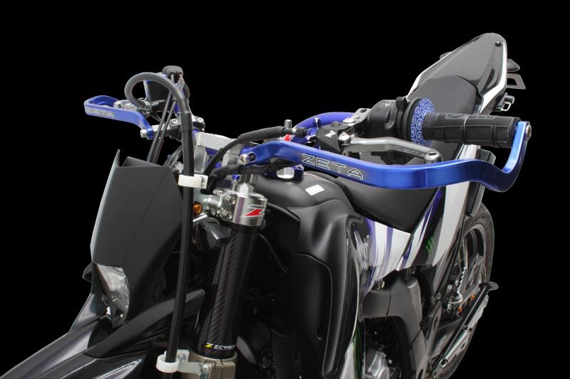 Zeta Handschutzb/ügel Armor Blau